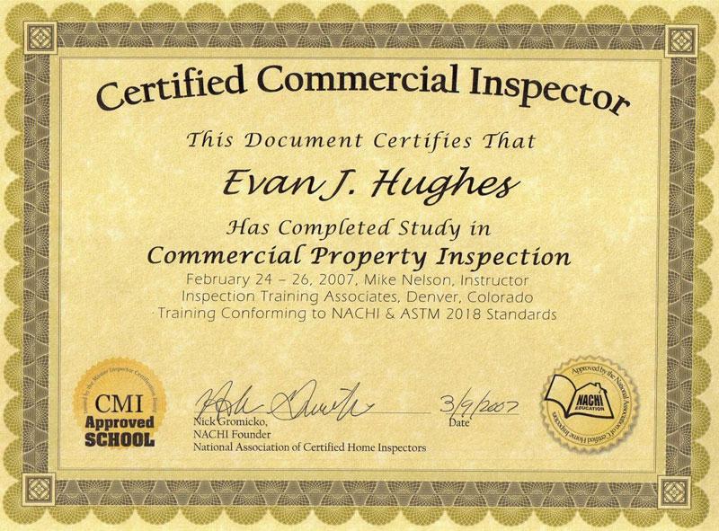 My Certifications | Denver, Boulder, Thornton, Arvada, Wheatridge ...